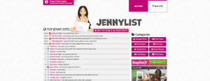 Jenny List porn