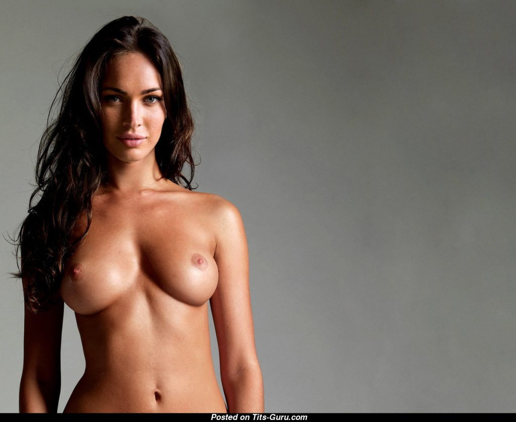 These Nude Tit Pics of Megan Fox will Make You Jizz  Your Pants!