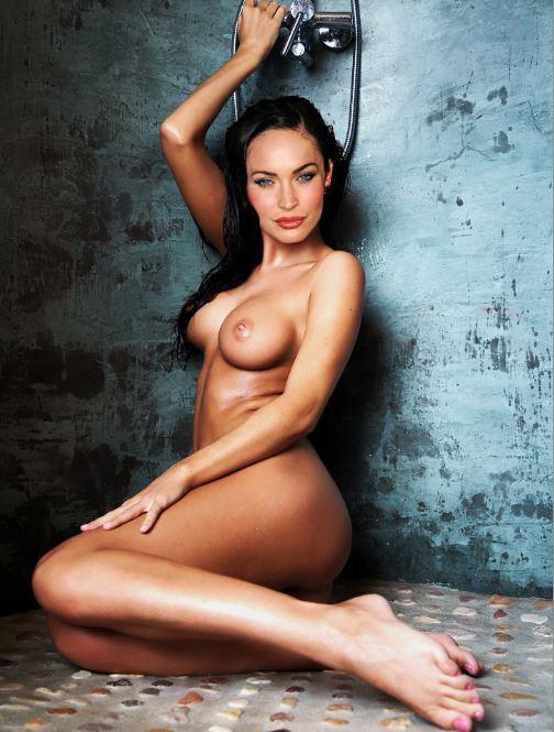 Megan Fox nude tit pic 9