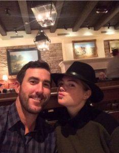 Kate Upton and husband pic